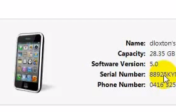 How to get UDID iphone
